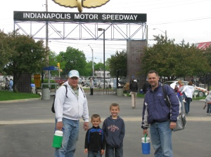 guys indy race track