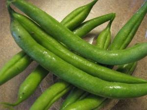 1st greenbeans