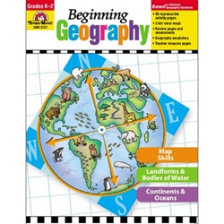Beginning Geography by Evan Moor- A Timberdoodle Review